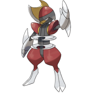 Despite little success, Bisharp is still the 11th most popular Pokemon on Battlespot