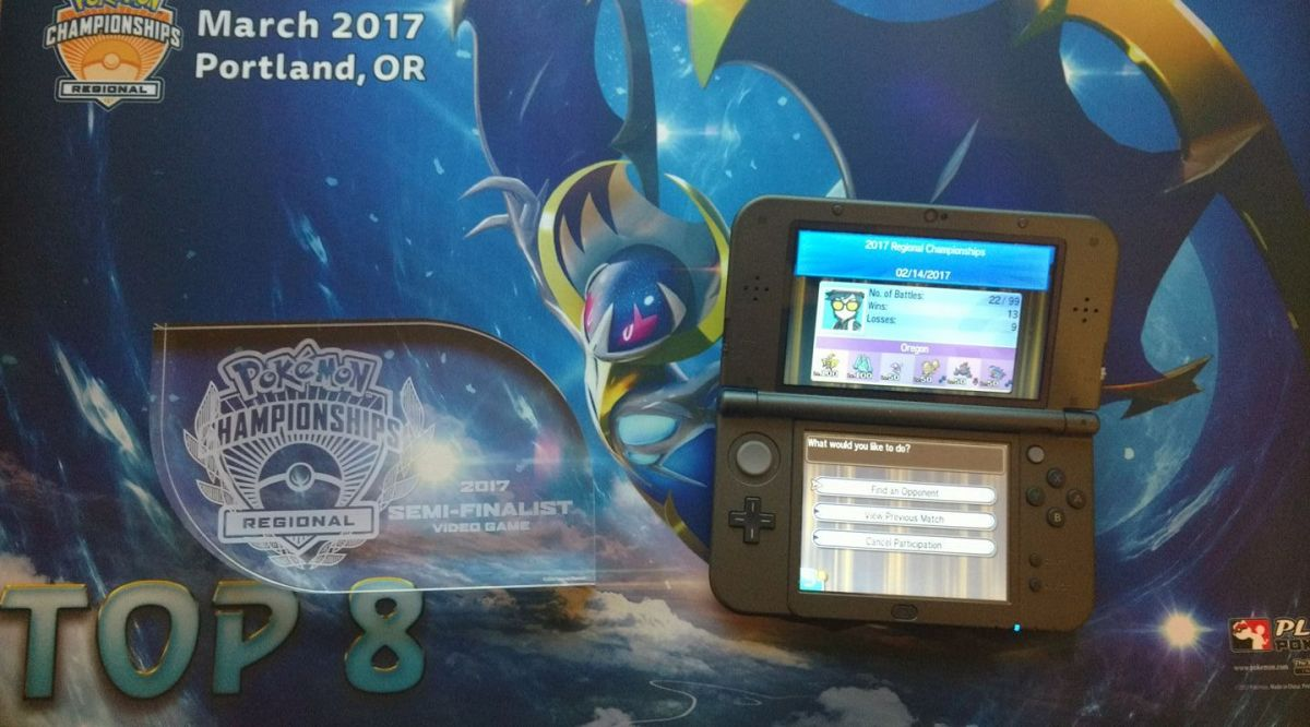 Volt Switching it Up: 3rd Place Oregon Regionals Report